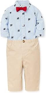 Little Me Baby-Boys Woven Pant Sets Pants Set