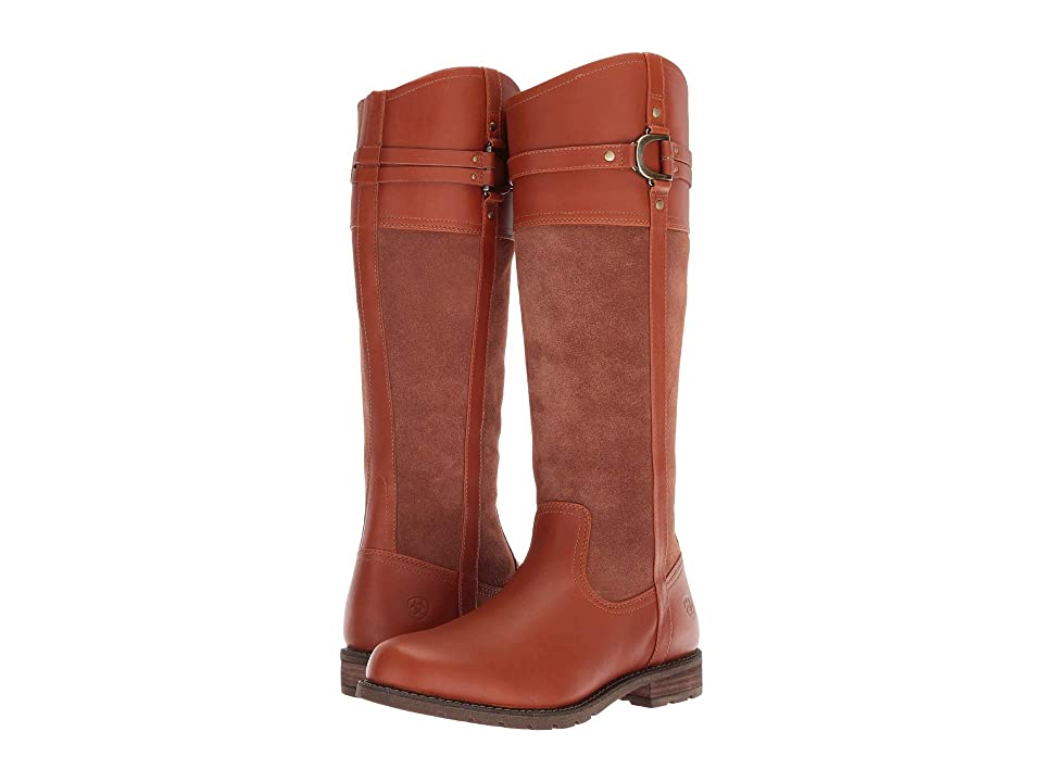 Ariat Loxley H2O (Honeycomb) Cowboy Boots