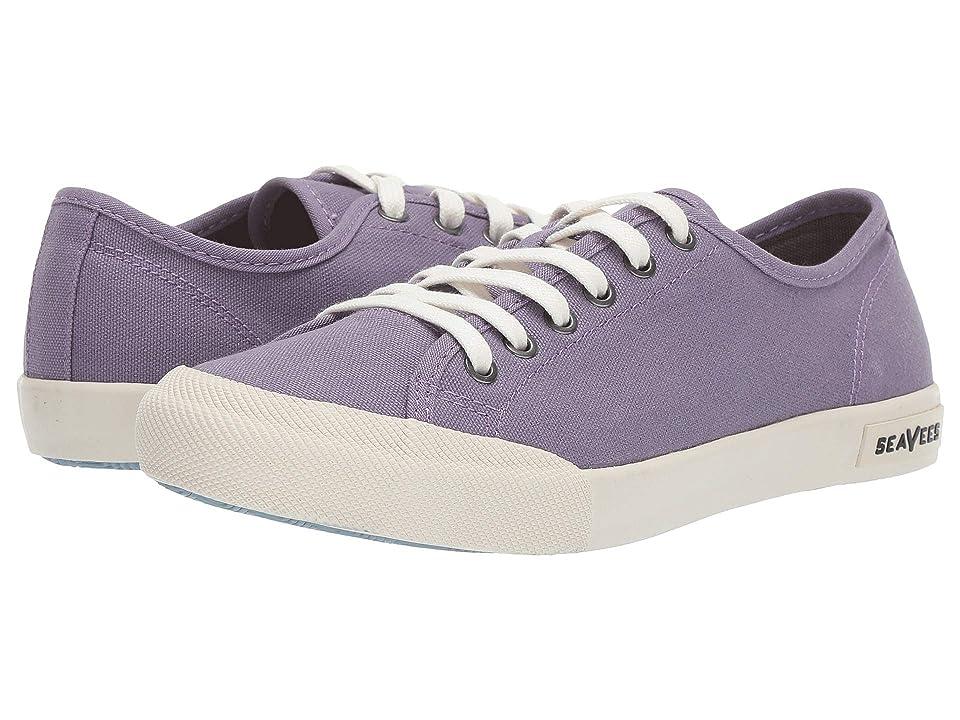 SeaVees Monterey Sneaker Standard (Purple Sage) Women