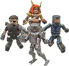 Diamond Select Toys Marvel Minimates Age of Ultron Action Figure Box Set