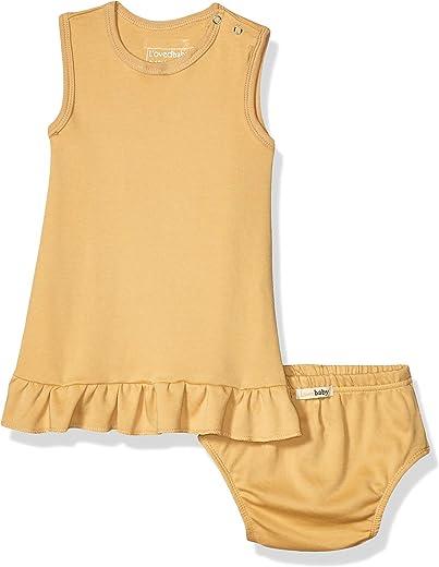 فستان دمية طفلة من لوفيدبيبي