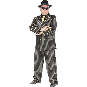 Foxxeo Tailleur Gangster Mafia pour Homme, Taille L: Amazon.es ...