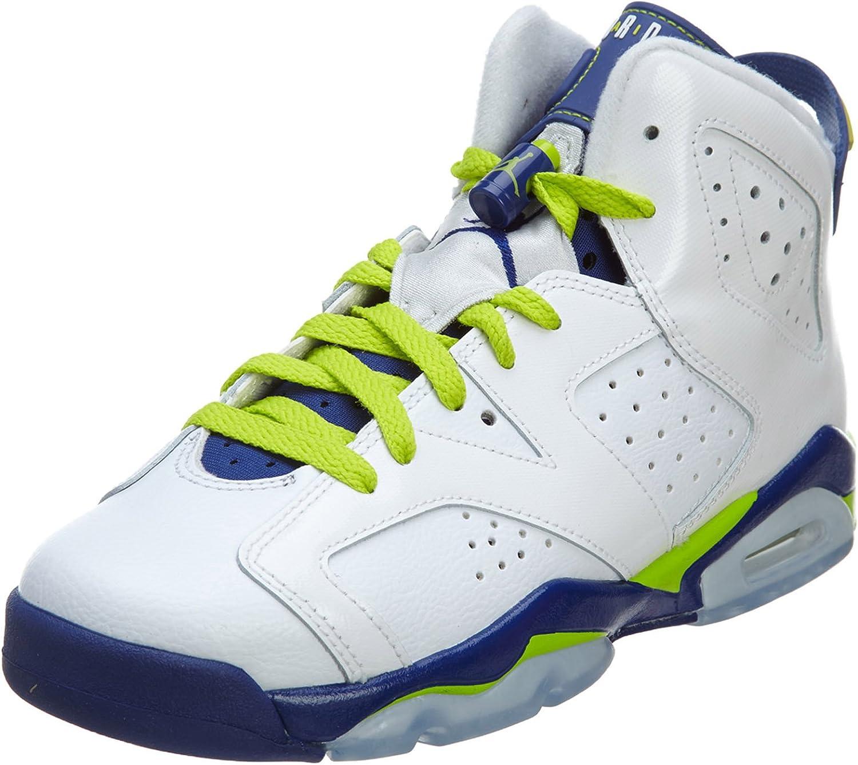 Nike Mädchen Air Jordan 6 Retro Gg Laufschuhe B00O80ZWEM  Mittlere Kosten