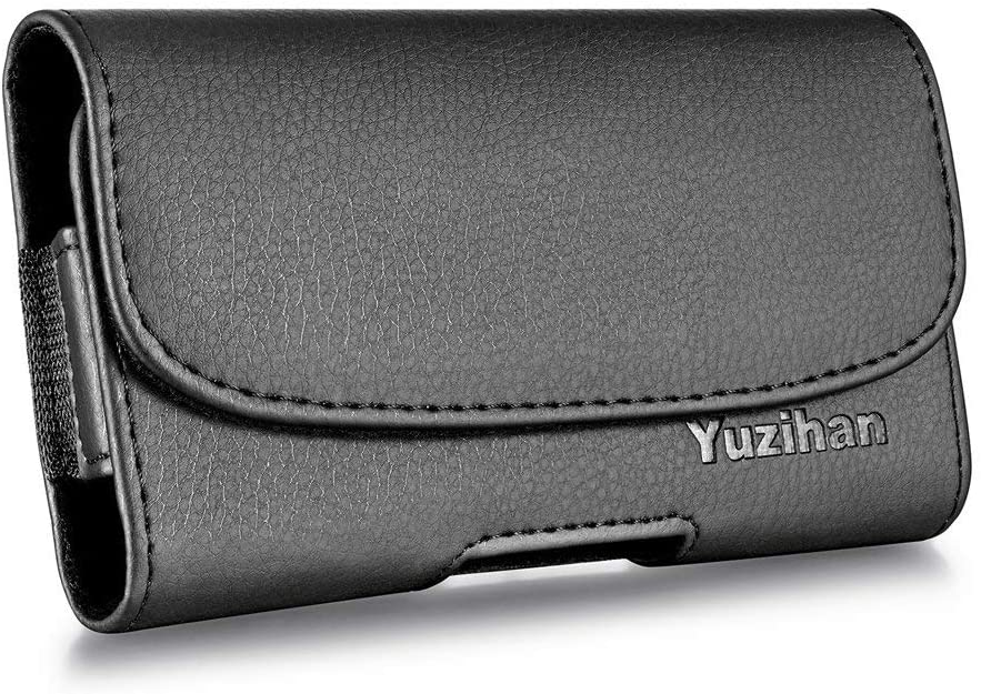 Yuzihan Holster Fit for iPhone 12 Pro iPhone 12 Holster iPhone 11 Pro Holster iPhone Xs Holster Fit for Phone with Thick Defender Case Hybrid Armor Case Protectivey Case On