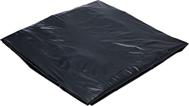 TOOLBASIX BC-SB083L Grill Cover, 68-Inch x 22-Inch x 37-Inch, Black