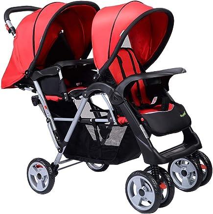 Amazon.es: carros dobles bebes