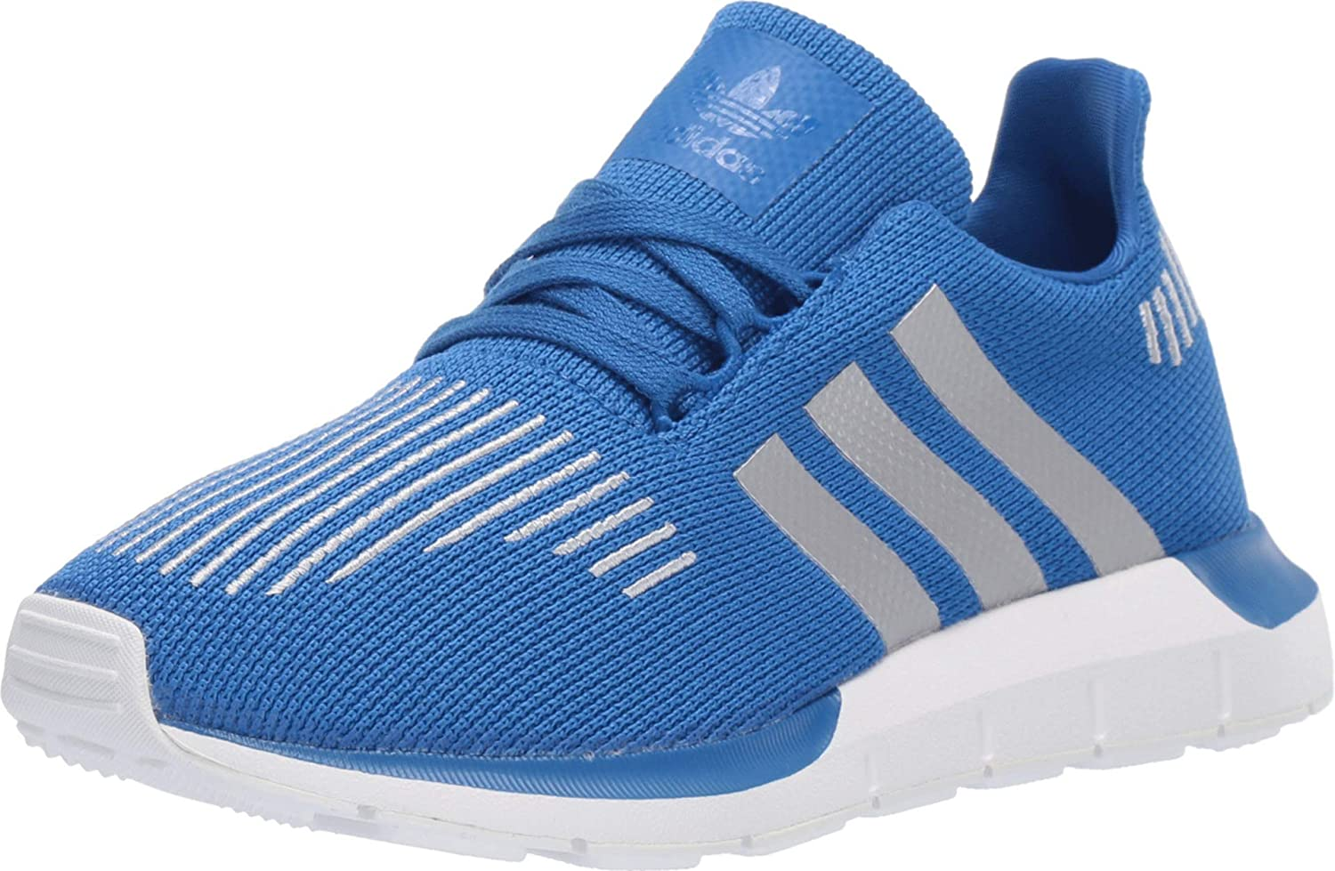 adidas Originals Kids Boys Swift Run Lace Up Sneakers Shoes Casual - Blue