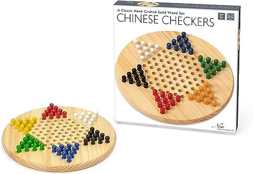 Intex Holz-Checkers