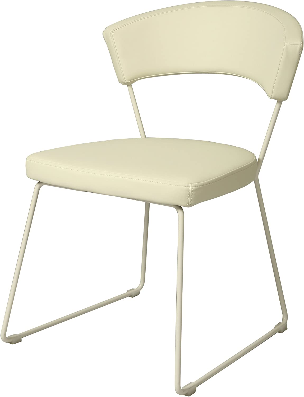 Impacterra Janette Side Chair, White, (QLJA11013047)
