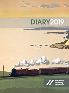 National Railway Museum Pocket Diary 2019