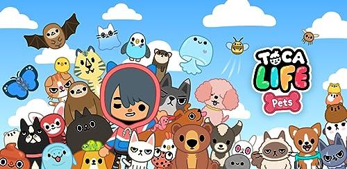 『Toca Life: Pets』のトップ画像