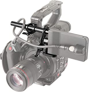 SMALLRIG EVF Support with NATO Rail and 15mm Rod for Canon C200 Monitor 2075