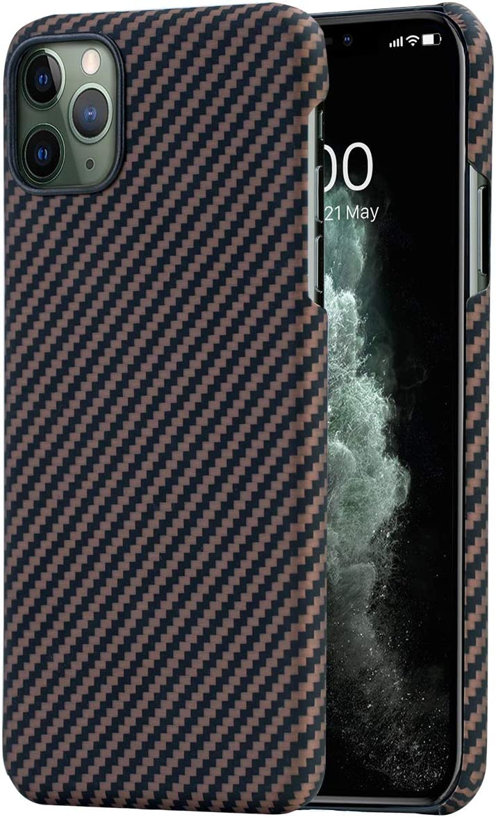 PITAKA Magnetic Phone Case for iPhone 11 Pro Max 6.5