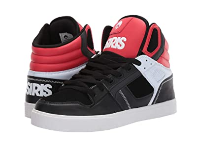 Osiris Clone (Red/White) Men