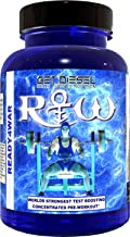 GET Diesel Ready4War preworkout Test Booster tabs - Worlds Strongest 100 Tabs