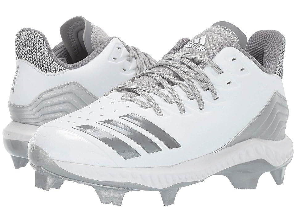 adidas Icon Bounce TPU (Footwear White/Grey Three F17/Grey Two F17) Women
