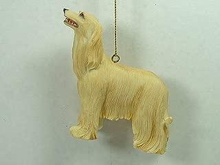 JWM New Afghan Kuchi Hound Sighthound Dog Puppy Pup Animal Christmas Tree Ornament