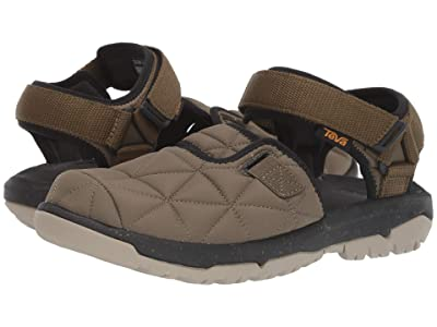 Teva Hurricane Hybrid (Dark Olive) Men