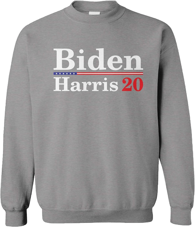 Tcombo Biden Harris 20 Democratic Nominee Vote Unisex Crewneck Sweatshirt