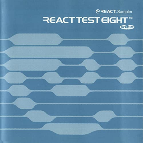 React Test Eight by Various artists on Amazon Music - Amazon com