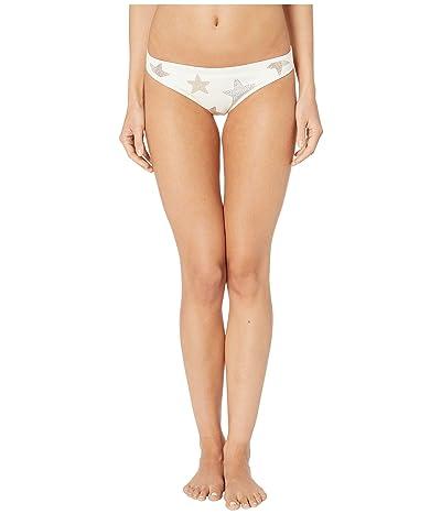 Stella McCartney Studded Stars Classic Bikini (Ivory) Women