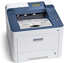 Xerox Phaser 3330/DNI Monochrome Printer, Amazon Dash Replenishment Enabled, Gray