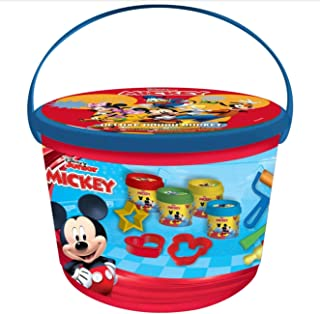 Sambro Dsm4-4717 Mickey Deluxe Dough Bucket, For 3 Years and Above