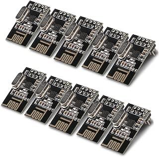 Makerfire 10pcs Arduino NRF24L01+ 2.4GHz Wireless RF Transceiver Module New