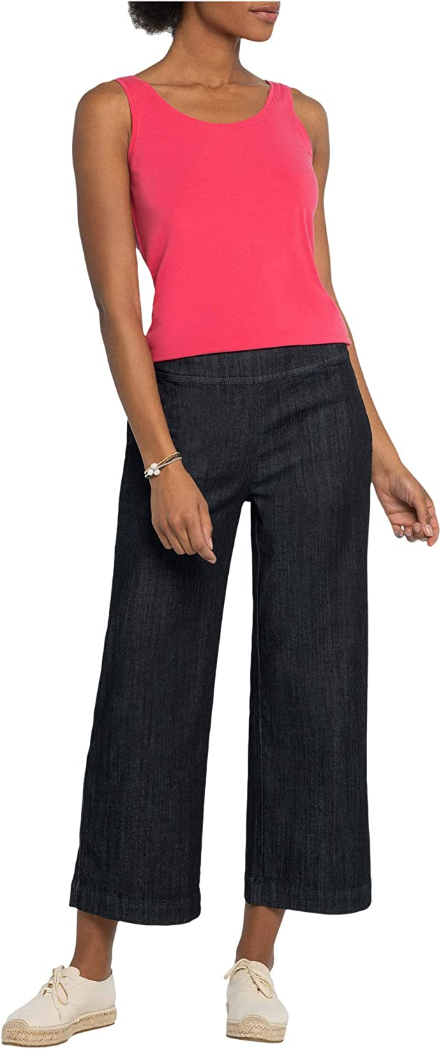 NIC+ZOE Women's New product Summer Day Denim Online limited product Pant