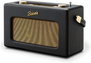 Roberts Radios REV-ISTREAM3 Retro DAB/DAB+ FM Wireless Portable Digital Bluetooth Radio Alexa Voice Controlled Smart Speak...