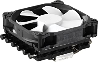 Phanteks PH-TC12LS - Ventilador de PC (Enfriador, Procesador, Socket 775, Socket AM2, Socket AM3, Socket AM3, Socket AM3+, Socket B (LGA 1366), Socket FM1, Socket, 104 x 119 x 48 mm, Aluminio, Cobre, Negro, Color blanco)