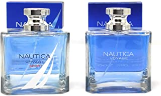 2X1 Nautica Voyage Y Sport 100 ml Eau de Toilette de Nautica