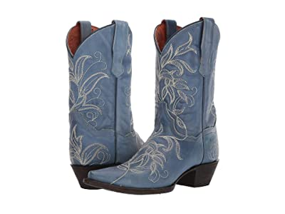 Dan Post Nora (Blue) Cowboy Boots