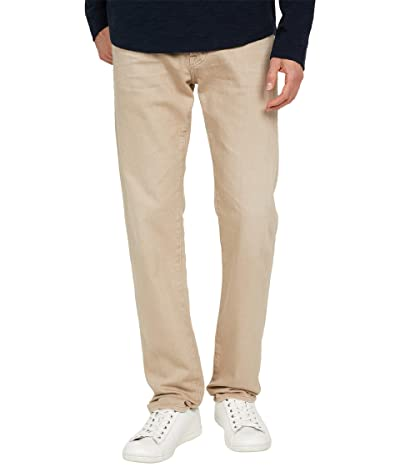 AG Adriano Goldschmied Tellis Modern Slim Leg Jeans in 7 Years Wild Taupe