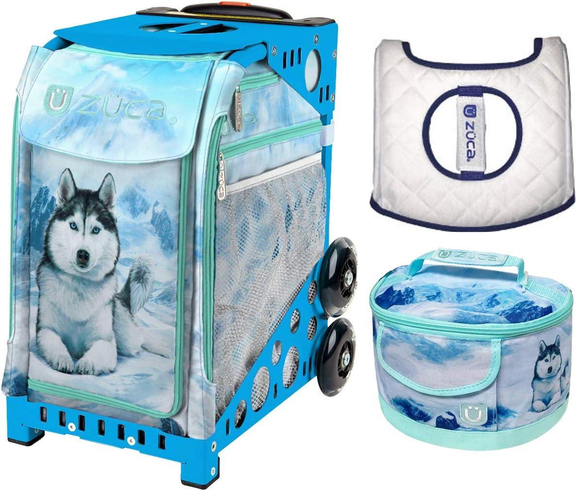 直営限定アウトレット 全国どこでも送料無料 ZUCA Sport Bag - Husky with C Garden Seat and Lunchbox Ice