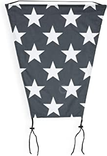 Buggy Stroller Big Star//Charcoal Pushchair OLOBABY Sun Shade with UV Protection Universal Baby Sun Sail for Pram