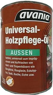 Avania Universal Holzpflege-Öl Aussen Farblos 2,5 Liter