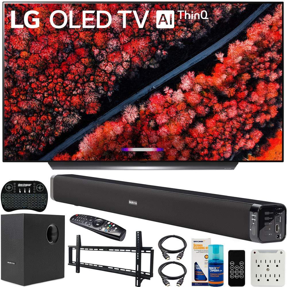 LG OLED55C9PUA Soundbar Subwoofer Wireless