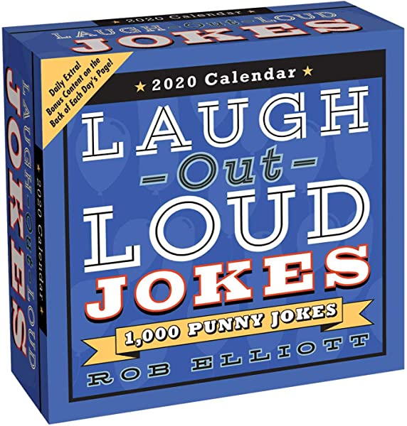 Laugh Out Loud Jokes 2020 Day To Day Calendar