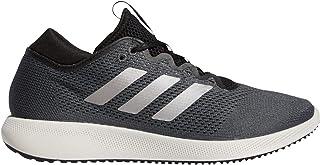 Adidas Edge Flex M Nylon Mesh Contrast Side-stripe Running Athletic Shoes for Women