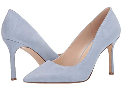 Nine West Emmala Pump (Powder Blue) Women