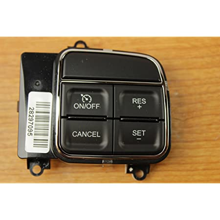 Cruise Control Switch for 2011-2015 Dodge Chrysler Ram OEM# 56046252AE