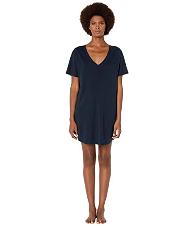 Skin Keziah Sleep Shirt (Dark Navy) Women