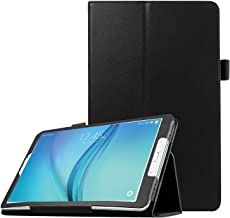 PEYOU Compatible for Samsung Galaxy Tab E 8.0 case, Slim Lightweight Premium PU Leather Folio Stand Case Cover Compatible for Galaxy Tab E 32GB SM-T378 / Tab E 8.0 Inch SM-T375 / SM-T377 4G LTE Tablet
