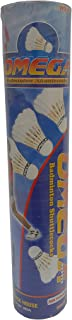 Redway Badminton Shuttlecock Pack of 10 Feather Shuttle Cock