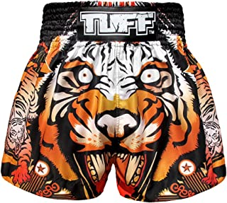 muay thai shorts tiger