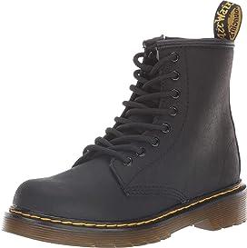267cc2e5d9b61 Dr. Martens Kid's Collection 2976 Junior Banzai Chelsea Boot (Little ...