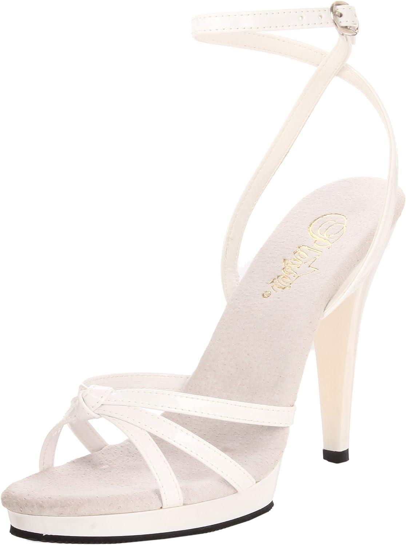 Pleaser Women's Flair-436 Platform Sandal
