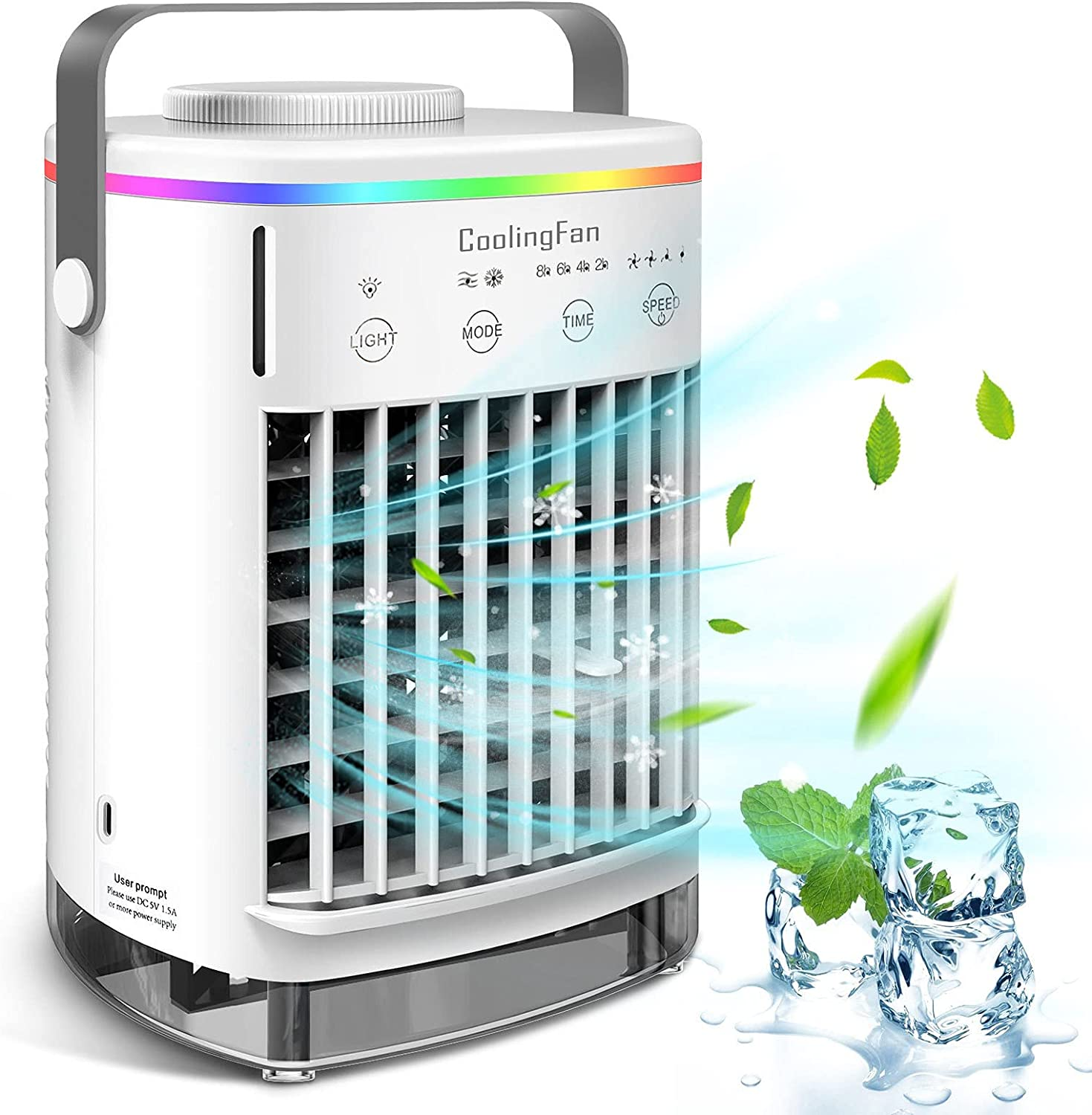 Portable Air Ranking TOP13 Conditioner Small Evaporative 4 Unit With latest AC Coolin