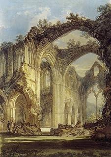 Tintern Abbey 1794 Poster Print by JMW Turner (24 x 36)